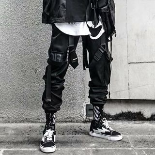 GRAYCIOUS - 哈伦工装裤