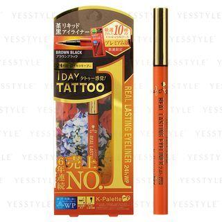 K-Palette - 1 Day Tattoo 24H完美持久防水眼線液 24H WP 特別版