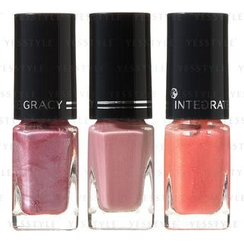 Shiseido - Integrate Gracy Nail Color - 20 Types
