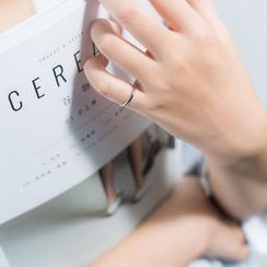 A'ROCH - 925純銀金屬戒指
