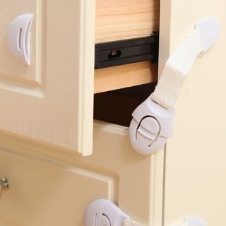 Qiqu - Drawer Safety Lock