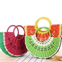 STYLE CICI - Straw Hand Bag (Various Designs)