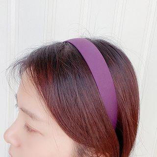 Mimishi - Plain Face Wash Headband