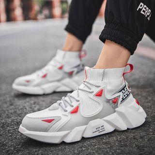 BELLOCK - High-Top Athletic Sneakers