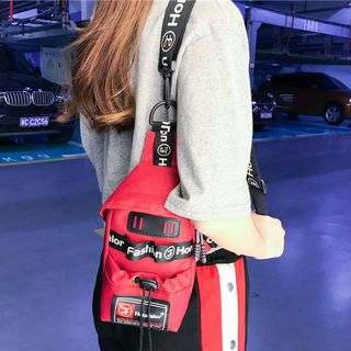 NewTown - Applique Sling Bag