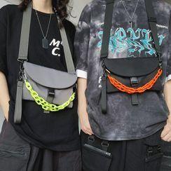 EAVALURE - Lightweight Lettering Backpack