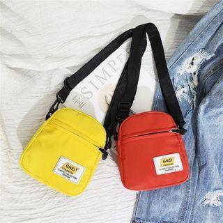 Lizzy - Canvas Mini Crossbody Bag