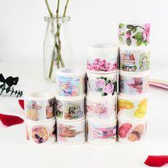 Tivi Boutique - 印花美纹纸胶带