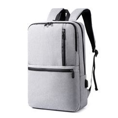 Endemica(エンデミカ) - Multi-Section Zip Backpack