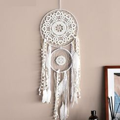 Accueil - Fabric Wall Hanging Dream Catcher Ornament