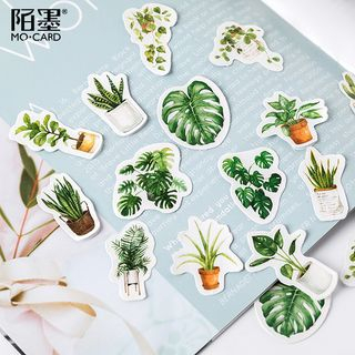 Hegma - Plant Print Sticker