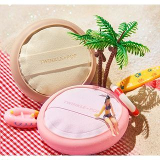 CLIO - TWINKLE POP Glow Powder Face & Body - 2 Colors