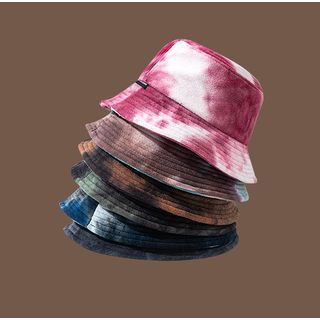 Hat Society - Tie Dye Bucket Hat