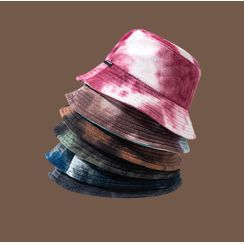 Hat Society - Tie Dye Bucket Hat