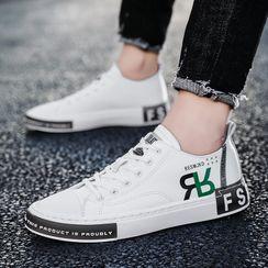 BELLOCK - Lettering Sneakers