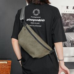 ETONWEAG - Faux Leather Crossbody Bag