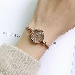 MEDIR - Roman Numeral Bangle Watch