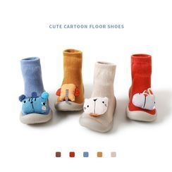 Cloud Femme - Kids Cartoon Socks
