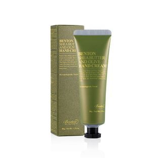 Benton - Shea Butter & Olive Hand Cream
