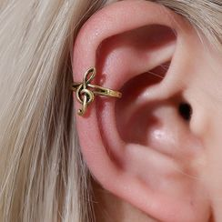 Mulyork - Music Note Ear Cuff