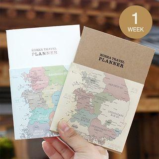 iswas - 1 Week World Travel Planner - (S)