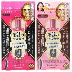 ISEHAN - Kiss Me Heroine Make Long & Curl Mascara Advanced Film - 2 Types