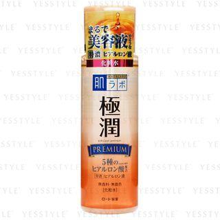 Rohto Mentholatum - Loción premium extra hidratante Hada Labo Gokujyun