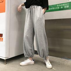Sugardance - Cropped Harem Pants