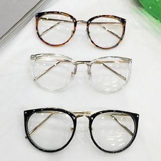 Aisyi - Verres oculaires ronds sans ordonnance