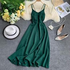 Lucuna - Strappy Midi Dress