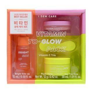 I DEW CARE - Vitamin To-Glow Pack Vitamin C Trio