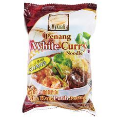 Grainee Foods - MyKuali Penang White Curry Soup Noodle