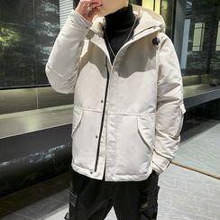 Andrei - Hooded Zip Jacket