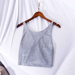Fabric Factory - Plain Camisole Top