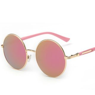 Aisyi - Retro Round Sunglasses