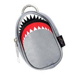 Morn Creations - Shark Pouch