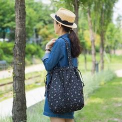 BABOSARANG - 'BOTANICAL' series Foldable Floral Printed Shopper Bag