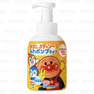 Bandai - Kids Foaming Body Soap 500ml