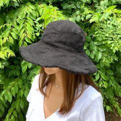 DANI LOVE - Fray-Edge Bucket Hat