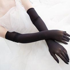seven&3(セブンアンド3) - Sheer Gloves