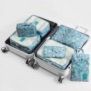 Ribbocco - 套裝: 旅行衣物收納包