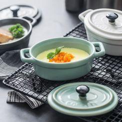 Moridim - Ceramic Stew Pot with Lid
