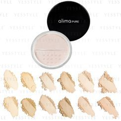 alima PURE - Satin Matte Foundations 6.5g - 16 Types