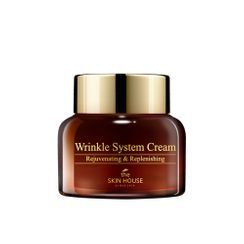 the SKIN HOUSE - Wrinkle System Cream