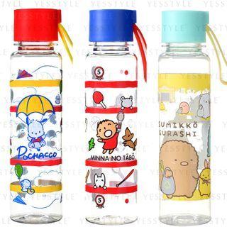 Sanrio - Handy Water Bottle 300ml - 10 Types
