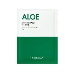 BOOM DE AH DAH - Everyday Mask Aloe 1pc