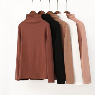 Luminato - Long-Sleeve Turtleneck T-Shirt