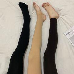 Dute - Plain Leggings / Tights / Stir-Up Leggings