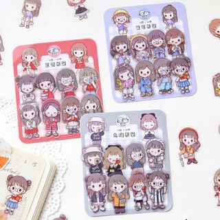 Cute Essentials(キュートエッセンシャルズ) - Cartoon Sticker