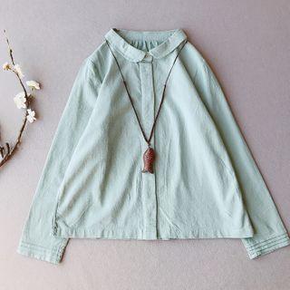 Vateddy - Plain Shirt